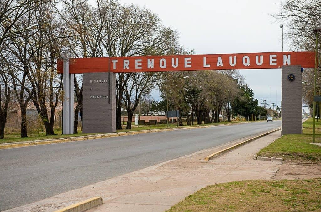 Se descubrirá una placa a 50 años de la construcción del arco de entrada a la ciudad