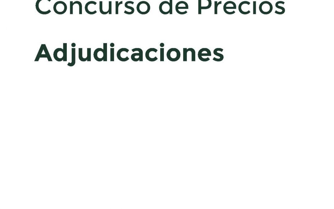 SE ADJUDICARON UNA LICITACIÓN PRIVADA Y UN CONCURSO DE PRECIOS PARA LA ADQUISICIÓN DE ALIMENTOS VARIOS POR $2,1 MILLONES