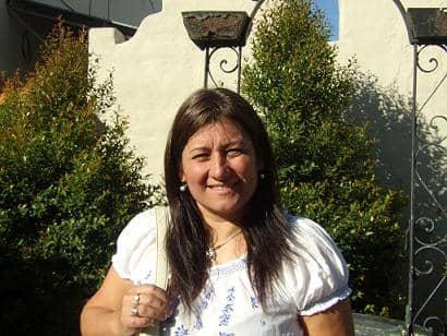Adriana Arias a cargo de Discapacidad