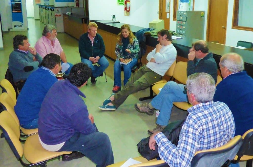 La Secretaría de Ambiente se reunió con aeroaplicadores e instituciones