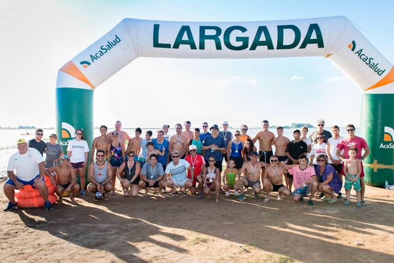 Se realizará el Campeonato Regional de Aguas Abiertas