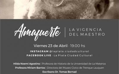 CHARLA SOBRE LA VIDA Y OBRA DE ALMAFUERTE: DISERTARÁ HOY (VIERNES) LA DIRECTORA DEL MUSEO CÍVICO ALMAFUERTE, MIRIAM BARRIOS, JUNTO A OTROS ESPECIALISTAS