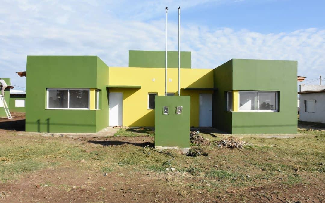 El viernes 16 se entregarán 31 casas de Círculo Cerrado