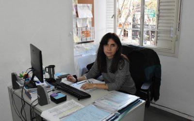 LA OFICINA DE SERVICIOS PARA EL EMPLEO OFRECIÓ UNA CHARLA DE ORIENTACIÓN A ESTUDIANTES DE LA ESCUELA SECUNDARIA nº 8