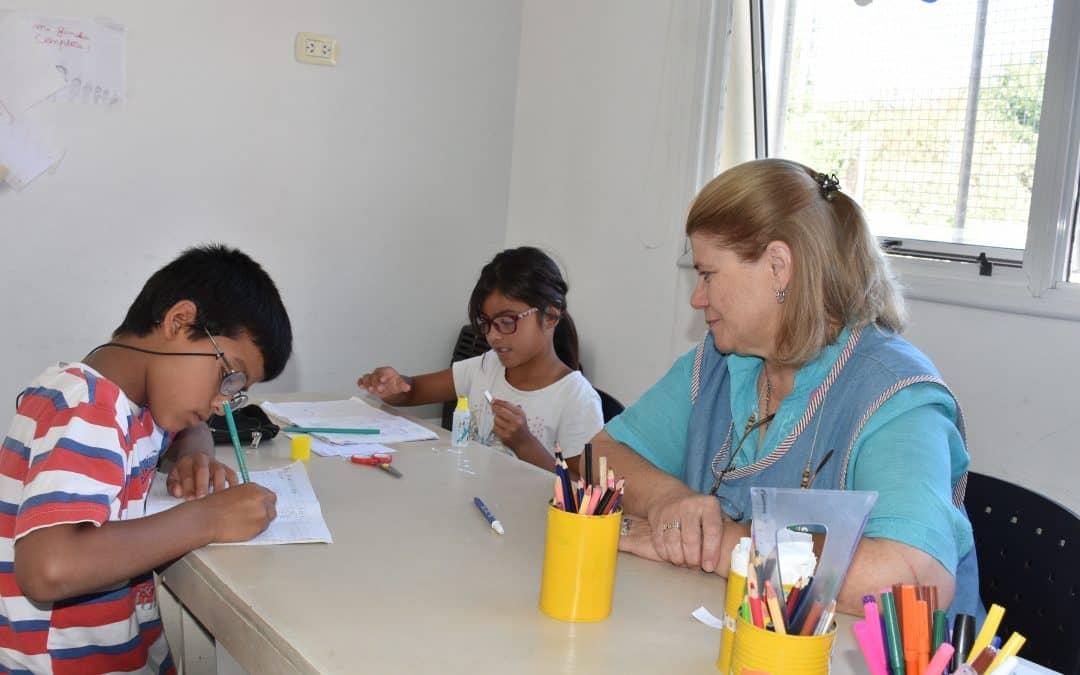 EL PRÓXIMO LUNES (3) EMPEZARÁ EL PROGRAMA DE CLASES DE APOYO 2020 EN LAS MISMAS SEDES Y HORARIOS QUE EL AÑO PASADO