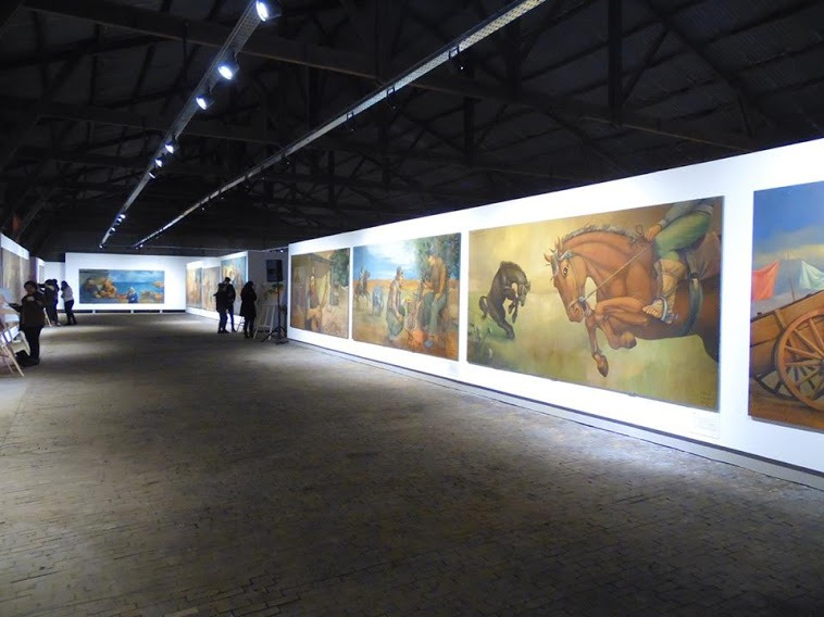 CUMPLE HOY DOS AÑOS EL MUSEO DE ARTE MURAL RODOLFO CAMPODÓNICO, UN ESPACIO CULTURAL QUE DISTINGUE A TRENQUE LAUQUEN