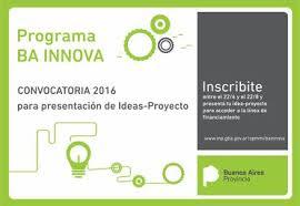 La Provincia lanzó el programa BA INNOVA 2016