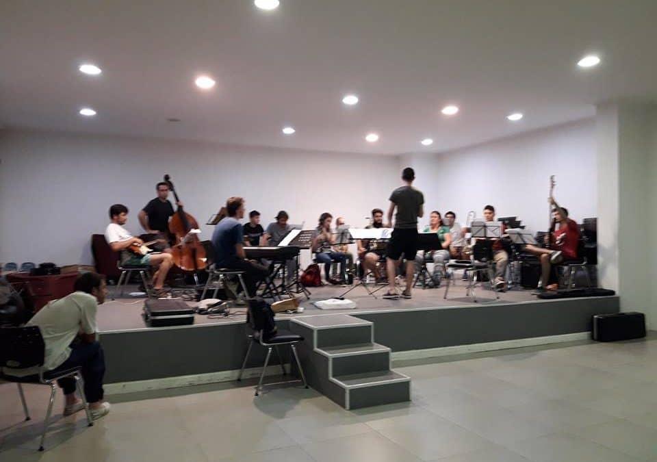 Se presentará la banda Big Band en la Escuela Municipal de Música