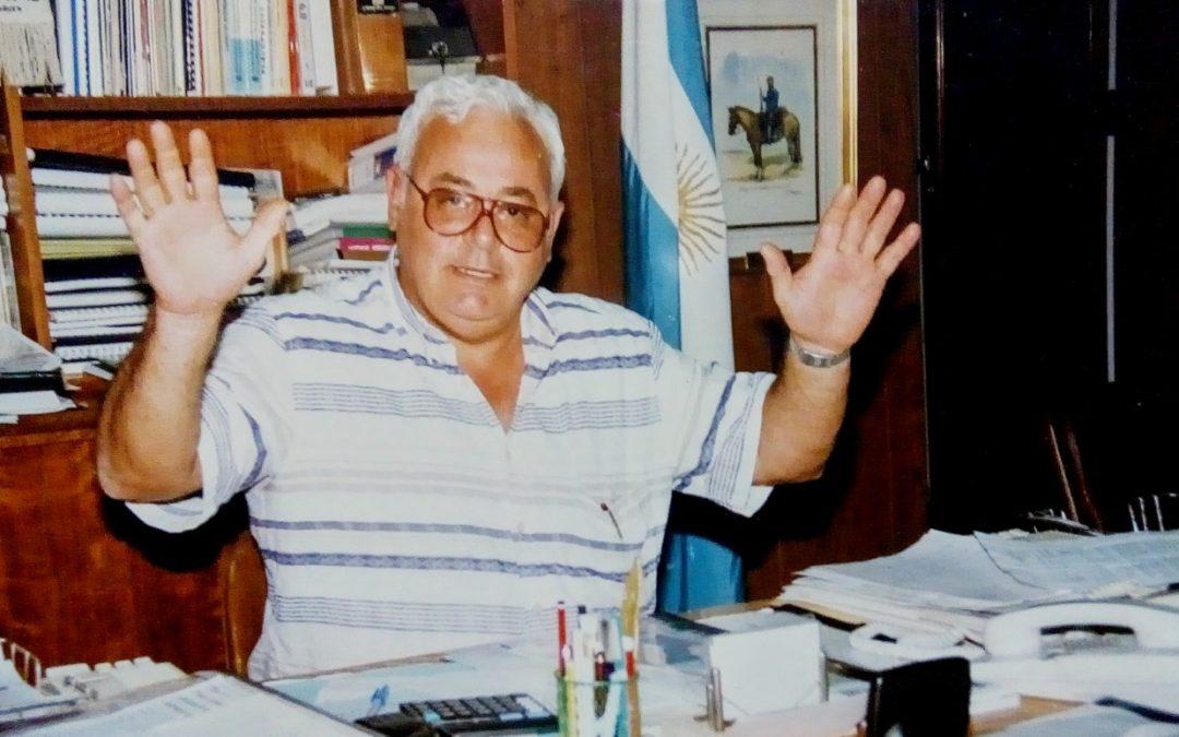 A DIEZ AÑOS DEL FALLECIMIENTO DEL DR. JORGE ALBERTO BARRACCHIA, QUIEN FUERA CINCO VECES INTENDENTE MUNICIPAL DE TRENQUE LAUQUEN
