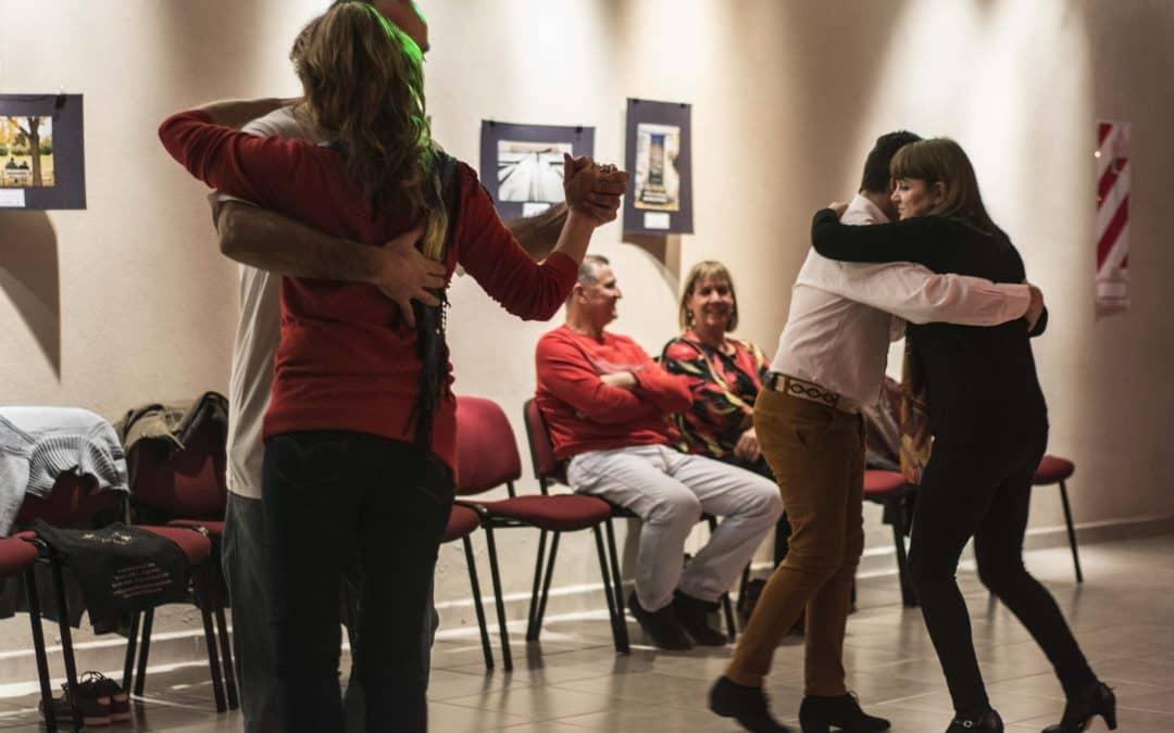 Se reprograman las clases de Barrios de Tango de la próxima semana