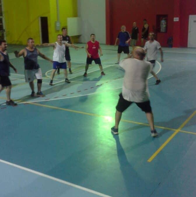 Berutti: comenzaron las actividades para adultos en el Polideportivo