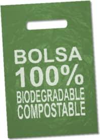 Aval para venta de bolsas compostables