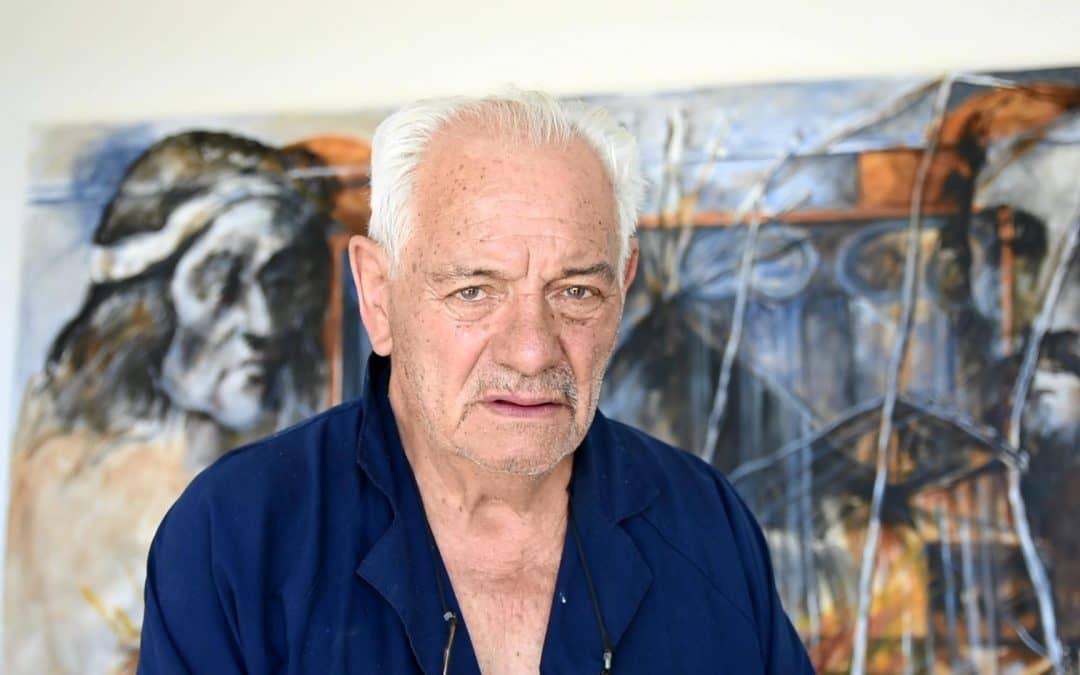 "Brachetti: ""En Trenque Lauquen nació una etapa del Muralismo argentino"""