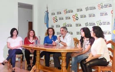 """FERNÁNDEZ: """"LIPOLCC Y GENAP HACEN UN TRABAJO DE VALOR INCALCULABLE"""""""