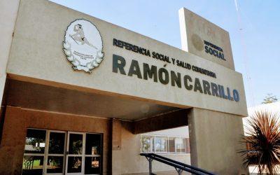 NUEVA LÍNEA DE TELÉFONO EN EL CAPS RAMÓN CARRILLO