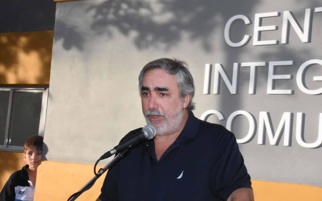 El Municipio inauguró el CIC de Barrio Parque y Evita Centenario
