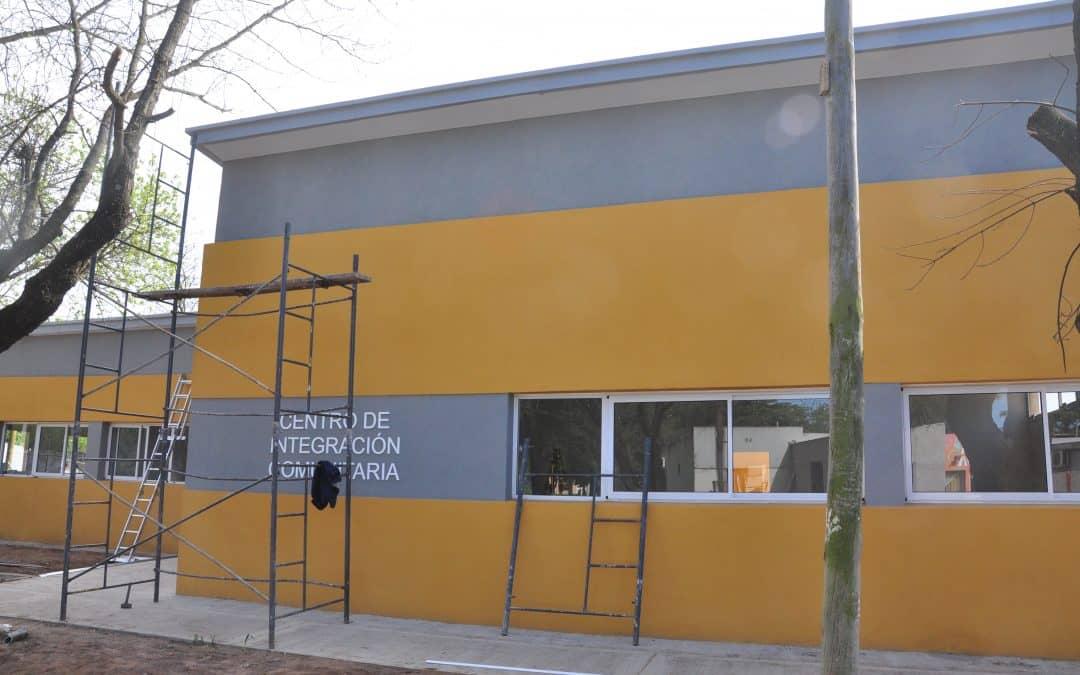 Se inaugura el CIC de Barrio Parque y Evita Centenario