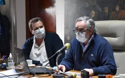"""FERNÁNDEZ: """"CUIDEMOS AL PERSONAL DE SALUD, NECESITO QUE PIENSEN EN ELLOS Y COMPRENDAN EL ESFUERZO QUE TODOS ESTÁN HACIENDO""""."""