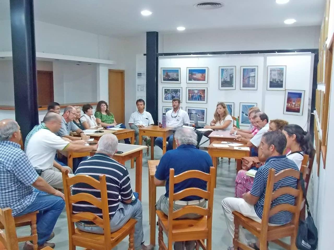 Se reunió el Consejo Asesor de Ambiente y Agroquímicos