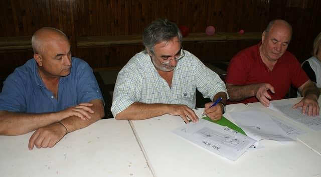 El Municipio cedió un terreno al Centro de Jubilados de 30 de Agosto