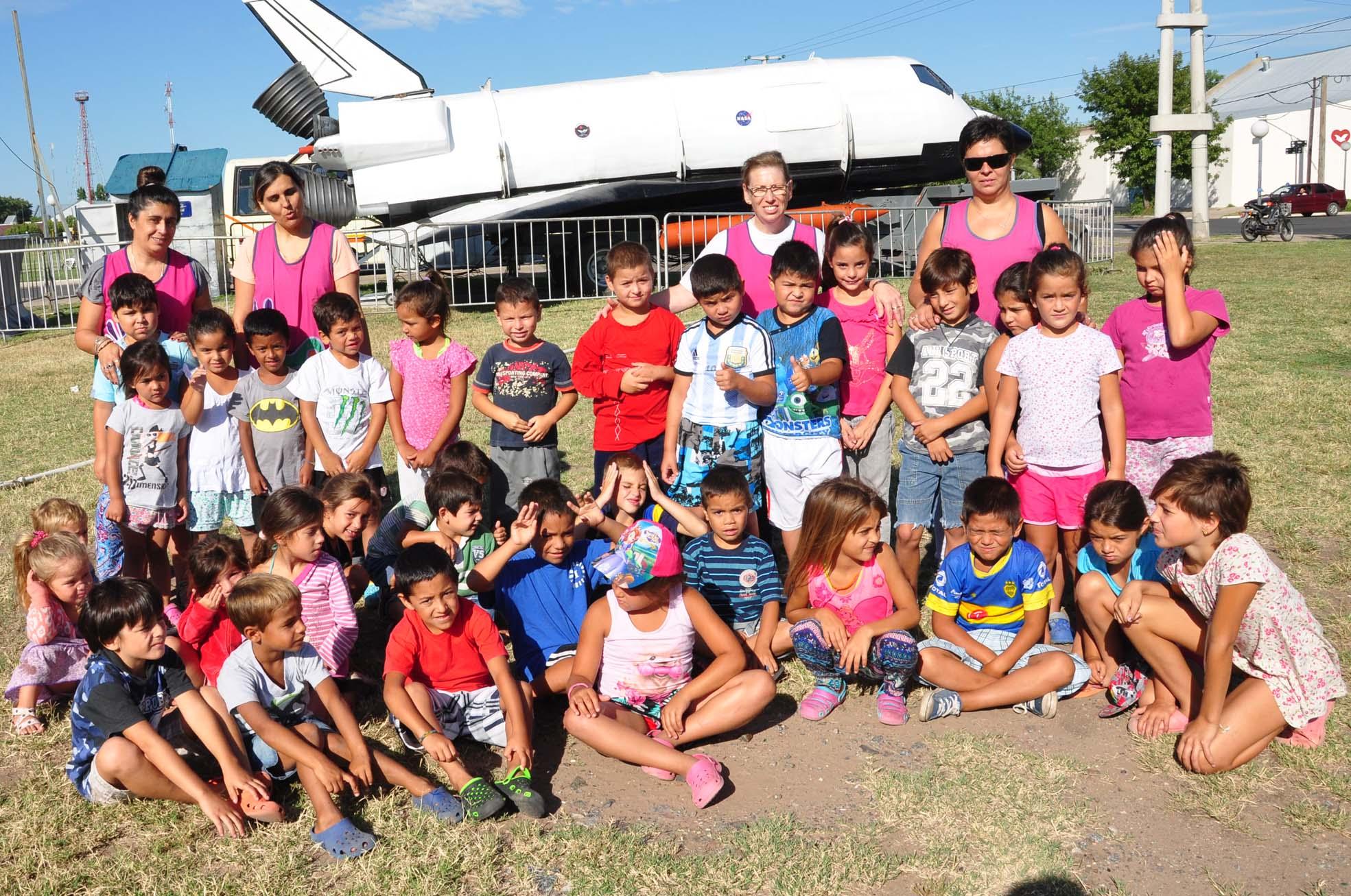 Casa del Niño en el Programa Discoverer