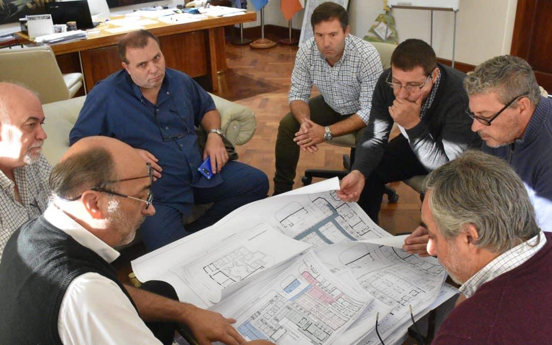 El lunes inicia la demolición para luego construir la nueva guardia del Hospital Municipal