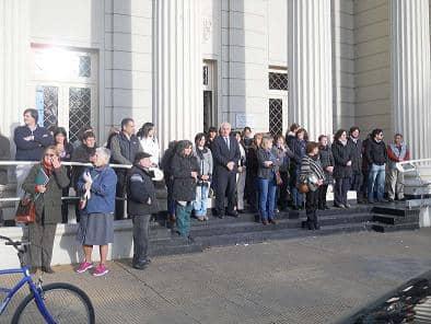 reconocimiento y despedida a Castelló