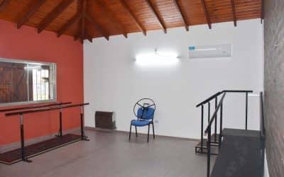 EL MUNICIPIO INAUGURA ESTE VIERNES EL PROYECTO HORIZONTES MAYORES, EL SUM DEL HOGAR MARCELO T. CASTELLA