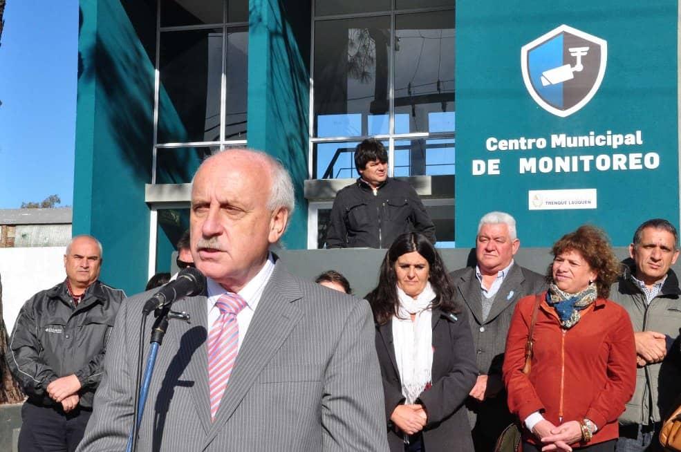 Se inauguró el Centro de Monitoreo