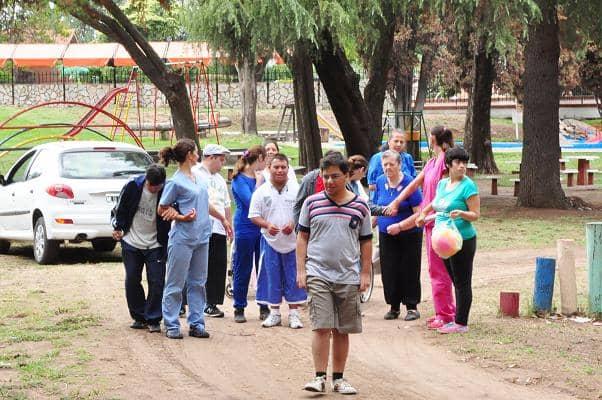 El Centro de Día inició el año con una Jornada Recreativa