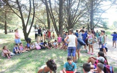 Funcionarios municipales participaron del cierre de las escuelas de verano
