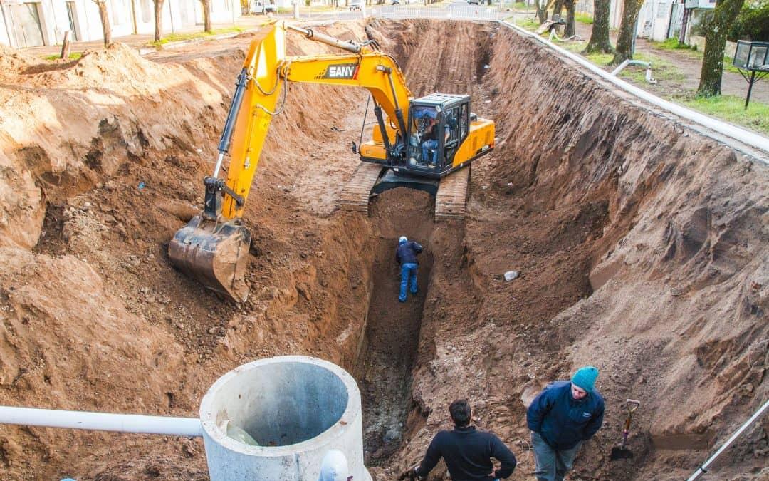 El Municipio mantuvo en construcción más de 90 obras en todo el distrito
