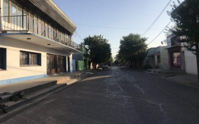 30 DE AGOSTO: MAÑANA (SÁBADO) EMPIEZAN A VACUNAR CONTRA EL COVID-19 EN LA POSTA QUE FUNCIONARÁ EN EL CLUB DEPORTIVO ARGENTINO