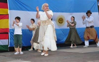 La Dirección de Cultura organiza la Fiesta de las Colectividades