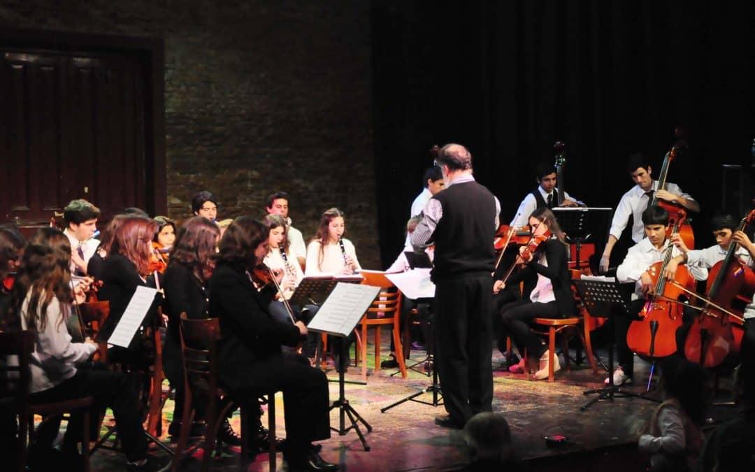 El concierto de la Orquesta sinfónica será el domingo 25 de septiembre