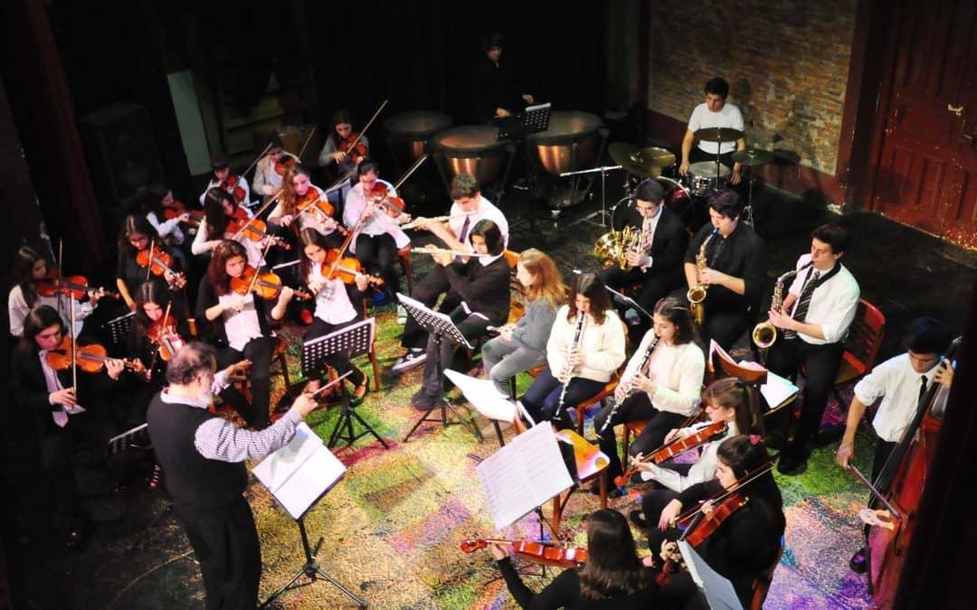 La Orquesta sinfónica ofrecerá un concierto este domingo (18)