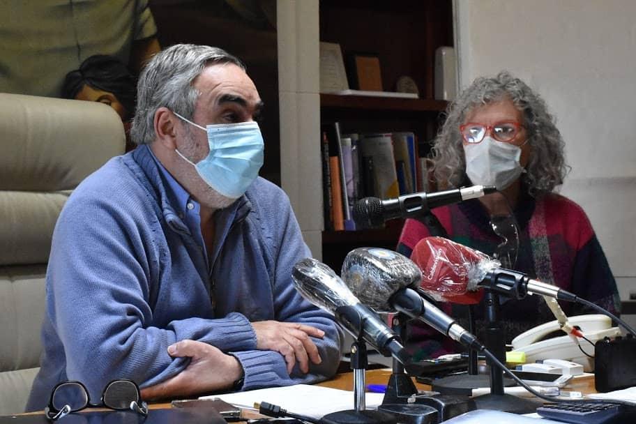 """LA DIRECTORA DEL HOSPITAL, DRA. NORA GRINBERG, AGRADECIÓ A LA COMUNIDAD QUE """"BRINDA INFORMACIÓN Y COLABORA"""""""