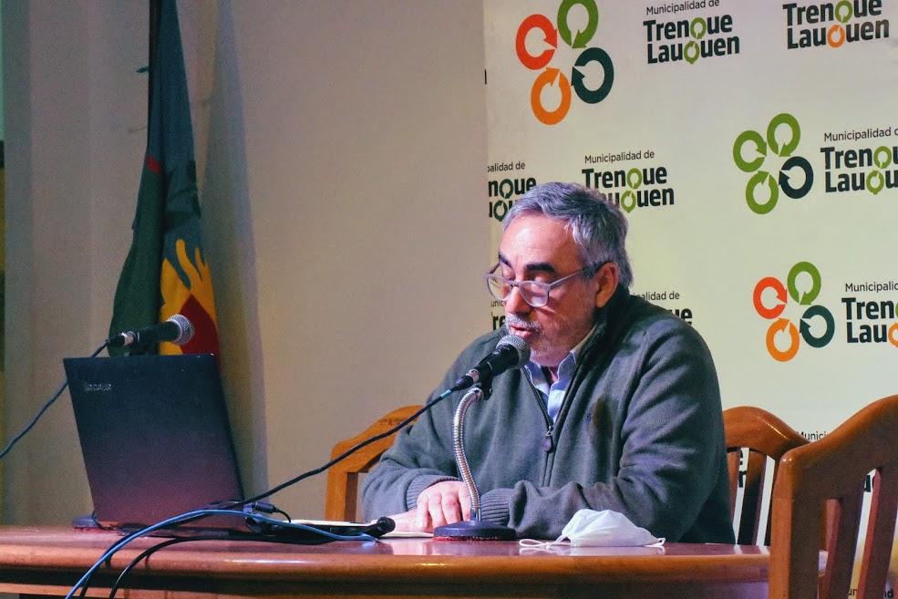 """FERNÁNDEZ: """"NECESITAMOS LA COLABORACIÓN DE TODOS, ESPECIALMENTE DE LOS POSITIVOS DE COVID-19 PARA PODER DETECTAR TODOS LOS CONTACTOS ESTRECHOS"""""""