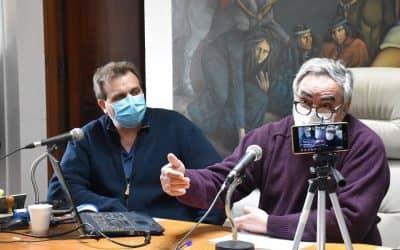 COVID-19: EL INTENDENTE EXPLICÓ QUE LOS CASOS SE DUPLICAN CADA CINCO DÍAS PERO QUE TODAVÍA NO HAY PRESIÓN SOBRE EL SISTEMA HOSPITALARIO