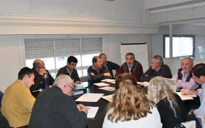 Fernández participó de la reunión del Consejo Asesor de Ambiente