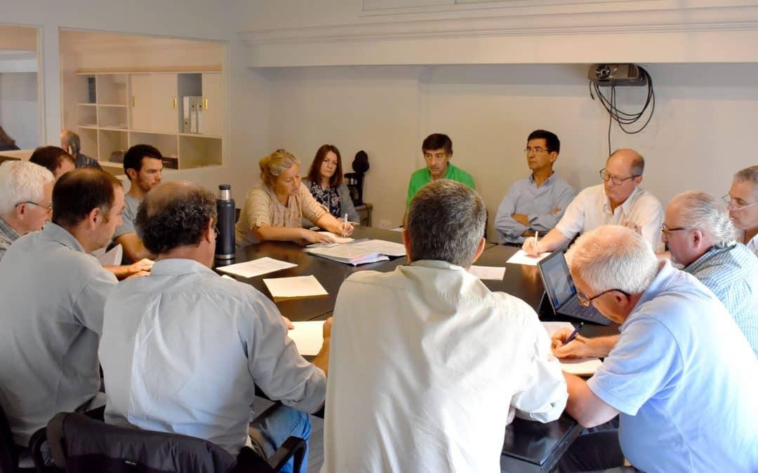 Se realizó ayer (jueves) una reunión del Consejo Asesor de Ambiente