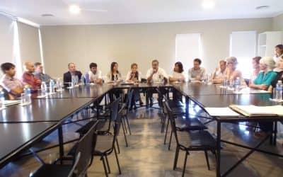 EL 2do. CONSEJO REGIONAL DE SALUD 2018 ESTA REUNIDO EN TRENQUE LAUQUEN