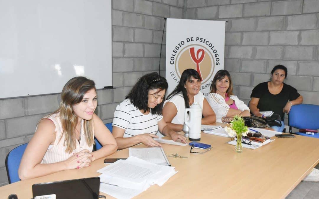 Unas 30 instituciones participaron de la última sesión del año