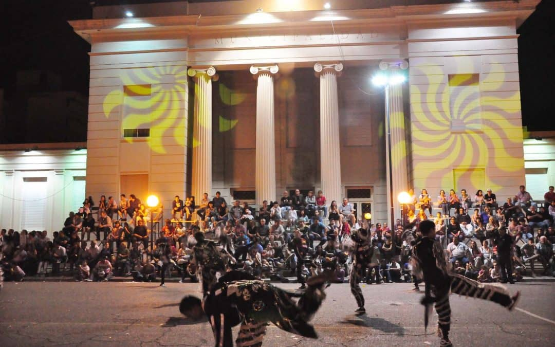Ferro se prepara la fiesta de Carnaval