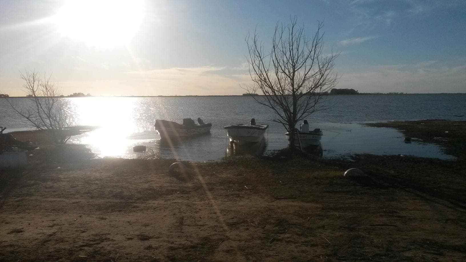 El municipio realiza trabajos en la laguna de cuero de for Oficina de empleo la laguna