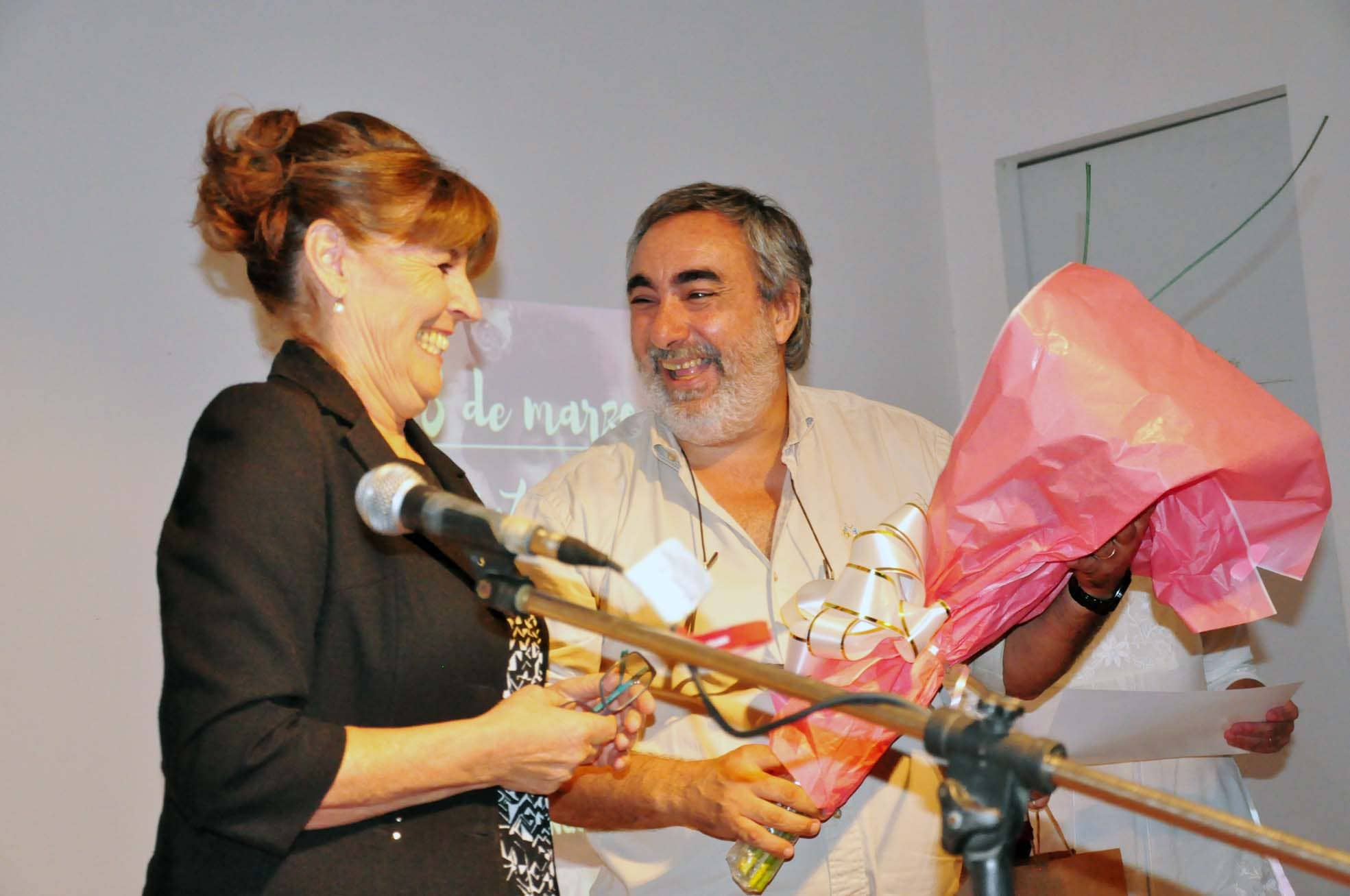 Reconocimiento a Graciela Palacios