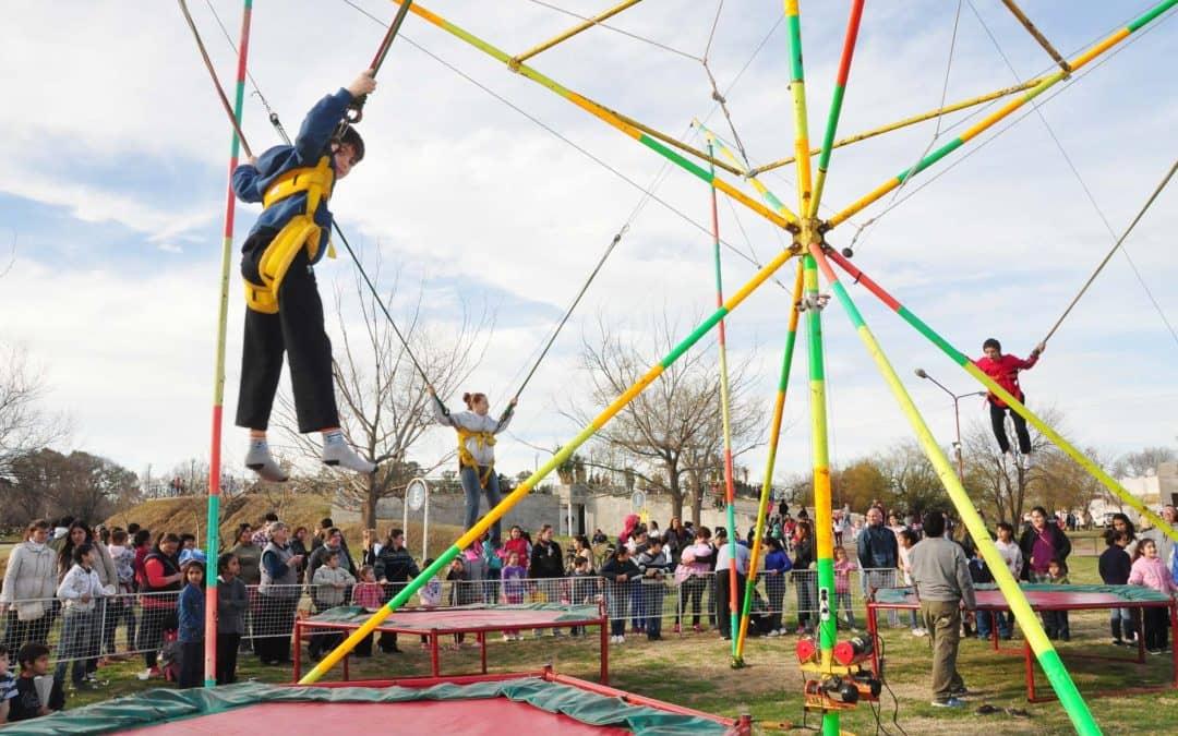 El Municipio festeja este domingo el Día del Niño en el Parque