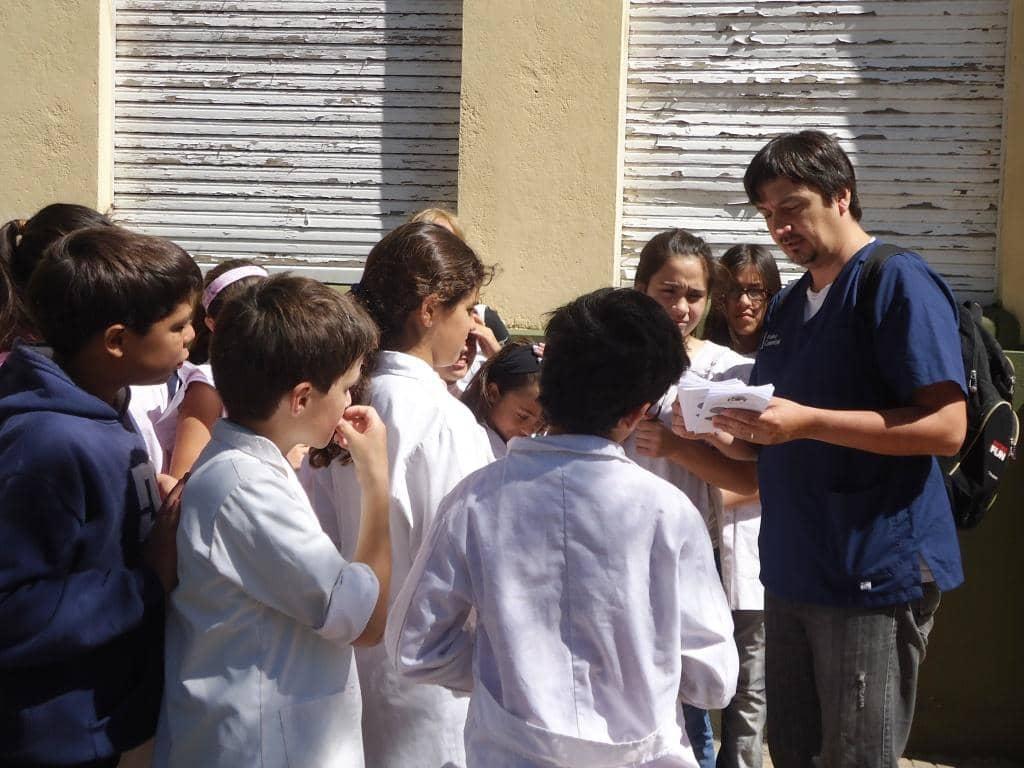 Salud Comunitaria inició la campaña de prevención de dengue 2013