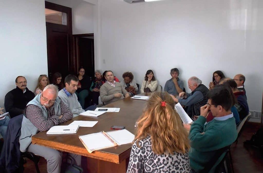 Se reunió hoy (jueves) el Consejo Asesor de Ambiente