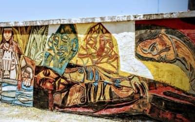 DEL 19 AL 25 DE NOVIEMBRE SE REALIZARÁ EL SEGUNDO ENCUENTRO NACIONAL DE ARTE MURAL EN TRENQUE LAUQUEN
